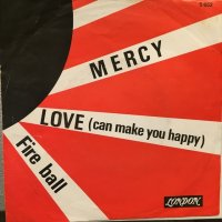 Mercy / Love (can make you happy)