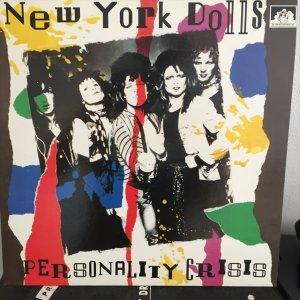 画像1: New York Dolls / Personality Crisis