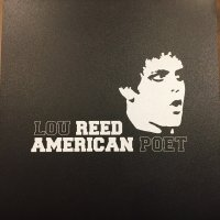 Lou Reed / American Poet Box
