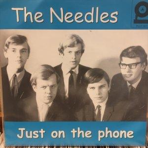 画像1: The Needles / Just On The Phone