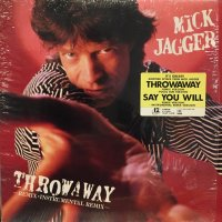 Mick Jagger / Throwaway