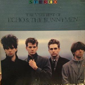 画像1: Echo & The Bunnymen / The Very Best Of Echo & The Bunnymen