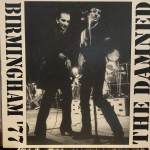 画像1: The Damned / Birmingham '77