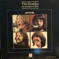The Beatles / Let It Be (CD Box)