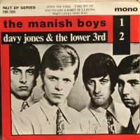 The Manish Boys + Davy Jones & The Lower 3rd / Nut EP
