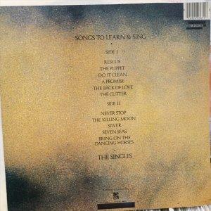 画像2: Echo & The Bunnymen / Songs To Learn & Sing