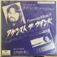 Bob Seger & The Silver Bullet Band + たちはらるい / Against The Wind