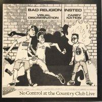 VA / No Control At The Country Club Live
