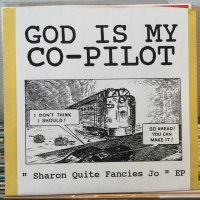 God Is My Co-Pilot / Sharon Quite Fancies Jo EP