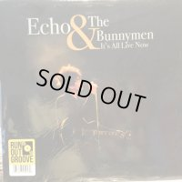 Echo & The Bunnymen / It's All Live Now
