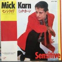 Mick Karn / Sensitive