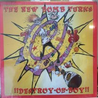 The New Bomb Turks / !!Destroy-Oh-Boy!!