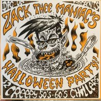 VA / Zack Thee Maniac's Halloween Party!