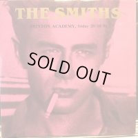 The Smiths / Brixton Academy, Friday 20/10/86