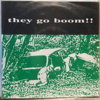 They Go Boom!! / The Ruby Lounge EP
