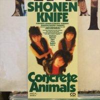 少年ナイフ / Concrete Animals