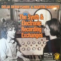 Delia Derbyshire & Martin Hannett / The Synth And Electronic Recording Exchanges