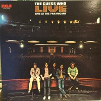 The Guess Who / Live At The Paramount