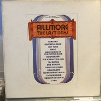VA / Fillmore - The Last Days