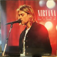 Nirvana / At The Pier 48, Seatle Dec. 13th 1993 WW1-FM