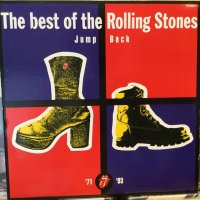 The Rolling Stones / The Best Of The Rolling Stones - Jump Back '71 - '93