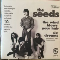 The Seeds / The Wind Blows Your Hair