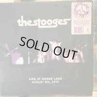 The Stooges / Live At Goose Lake August 8th, 1970