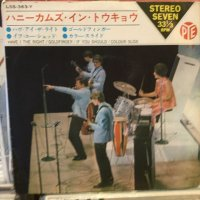 The Honeycombs / The Honeycombs In Tokyo