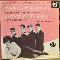 The Honeycombs / Please Don't Pretend Again