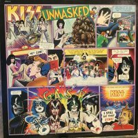 Kiss / Unmasked