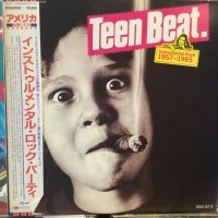 VA / Teen Beat Instrumental Rock 1957-1965