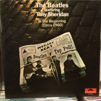 The Beatles Featuring Tony Sheridan / In The Beginning (Circa 1960)