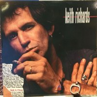 Keith Richards / Talk Is Cheap