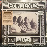The Contents Are / Live