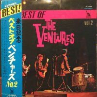 The Ventures / The Best Of The Ventures Vol. 2