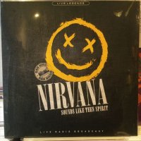 Nirvana / Sounds Like Teen Spirit (Live Radio Broadcast)