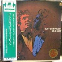 Burt Bacharach / Live In Japan