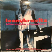 Lenny Kravitz / Is There Any Love In Your Heart