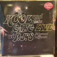 Kool & The Gang / Live At P.J.'s