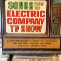 OST / Songs From The Electric Company TV Show