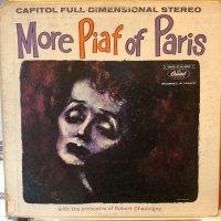 Edith Piaf / More Piaf Of Paris
