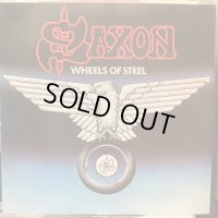 Saxon / Wheels Of Steel
