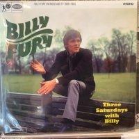 Billy Fury / Three Saturdays With Billy