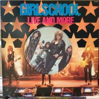 Girlschool / Live And More