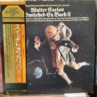Walter Carlos / Switched-On Bach II