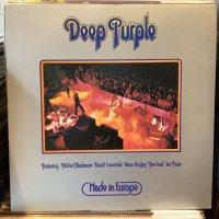 Deep Purple / Made in Europe