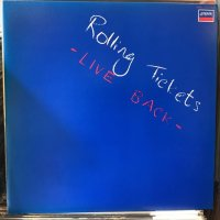 The Rolling Stones / Rolling Tickets - Live Back