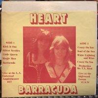 Heart / Barracuda