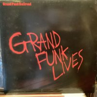 Grand Funk Railroad / Grand Funk Lives