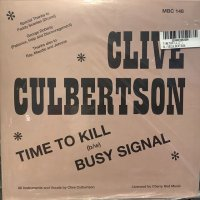 Clive Culbertson / Time To Kill